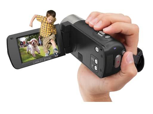 3D-Videokamera mieten