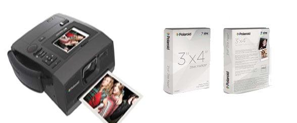 Polaroid-Z340-Kamera