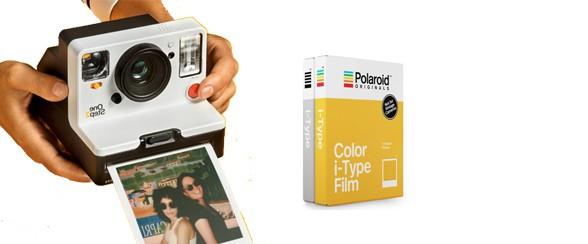 Polaroid OneStep Sofortbildkamera mieten Sie für Ihre Hochzeit, Firmenfeier, Messe