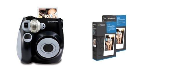 Polaroid 300 Sofortbild Kamera mieten für Feier / Event / Hochzeit