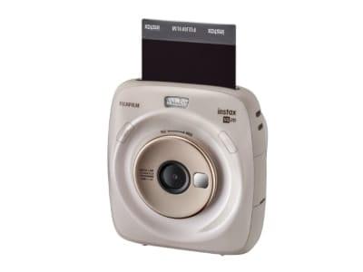 FujiFilm Instax SQ-10 Polaroid camera huren op uw bruiloft
