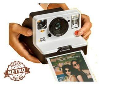 Polaroid OneStep camera huren op uw bruiloft
