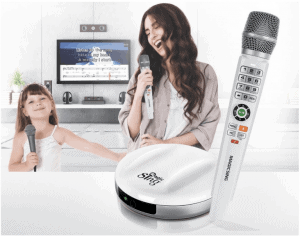 Karaoke-Set / Karaoke Maschine mieten für Feier / Event / Hochzeit