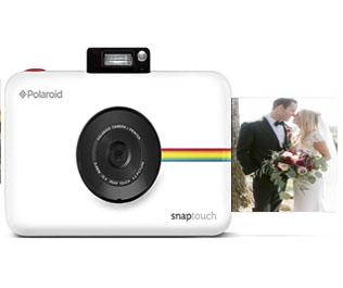 Polaroid-Snap-sofortbildkamera mieten hochzeit